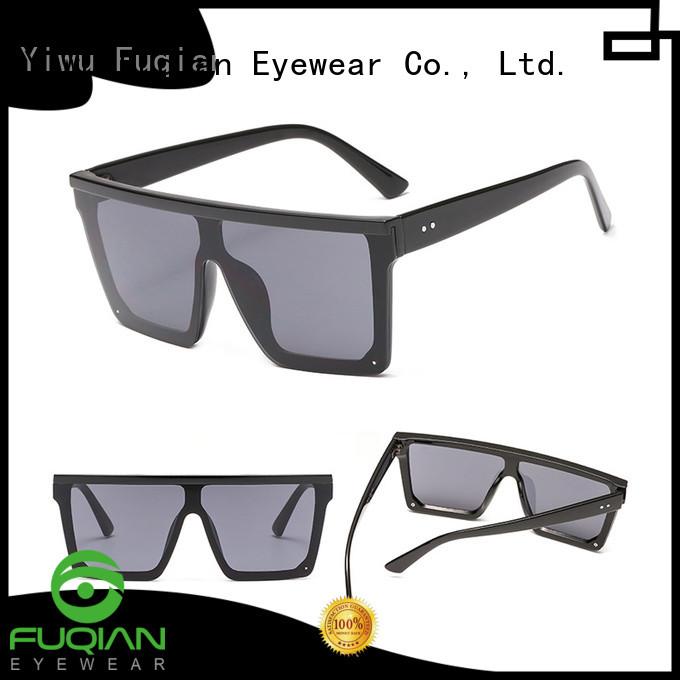 Fuqian lady women's pilot sunglasses Supply for women