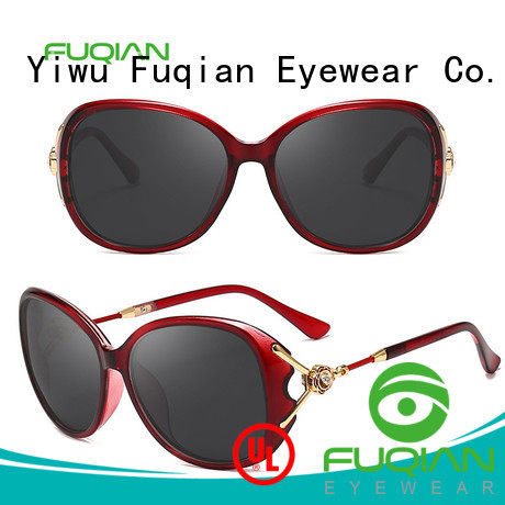 Fuqian stylish sunglasses for ladies factory for women