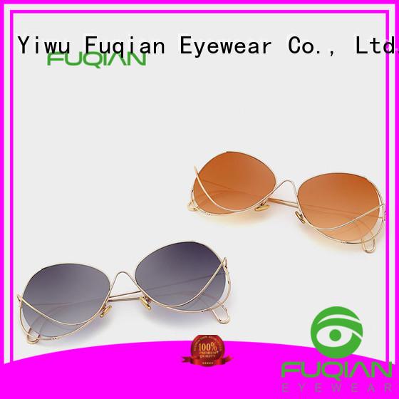 Fuqian lady serengeti sunglasses polarized Suppliers for women