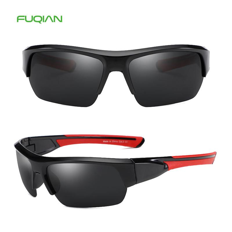 Classic male female unisex cycling driving sunglasses polarized sports sunglasses