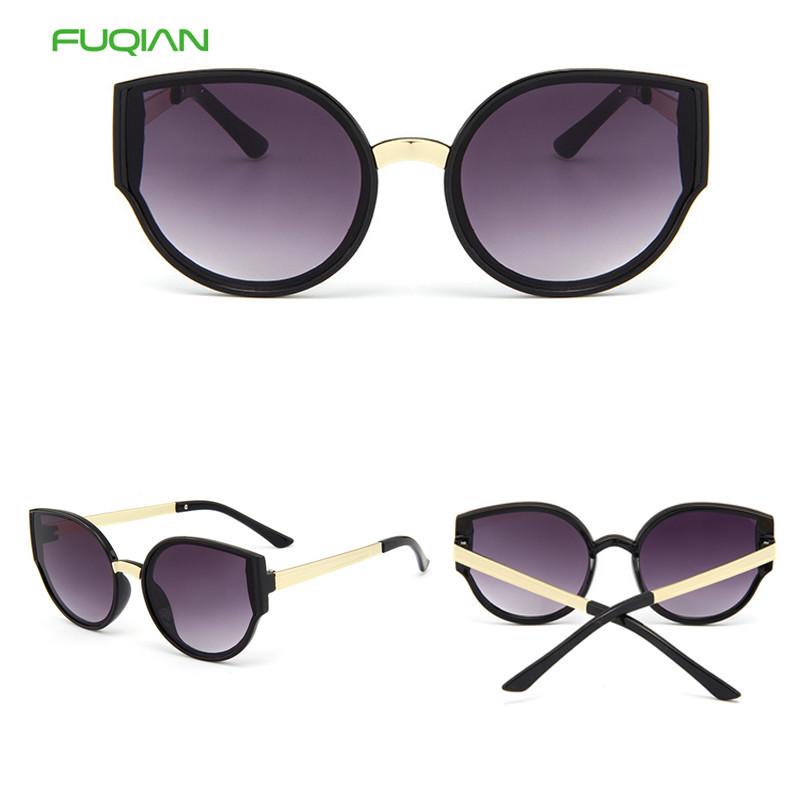 Kids Sunglasses 2020 Metal Frame Color Film AC Lens UV400 Sunglasses