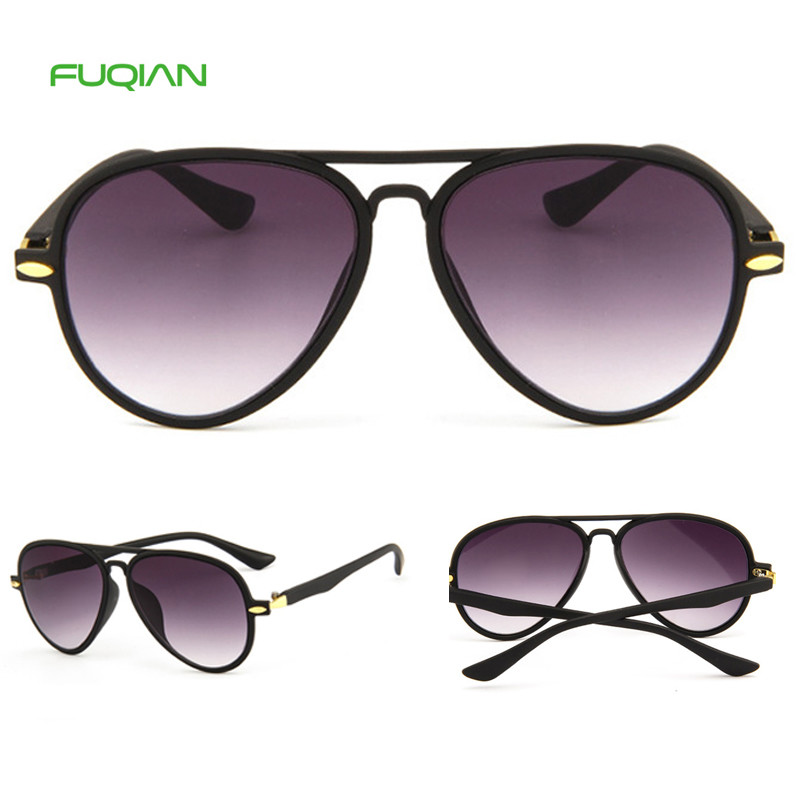 Fashion Sunglasses  Lightweight Color Changing Pilot Kids Sunglasses