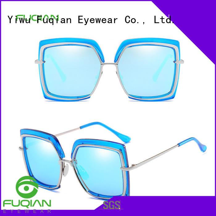 Fuqian Best fashionable women's sunglasses ask online