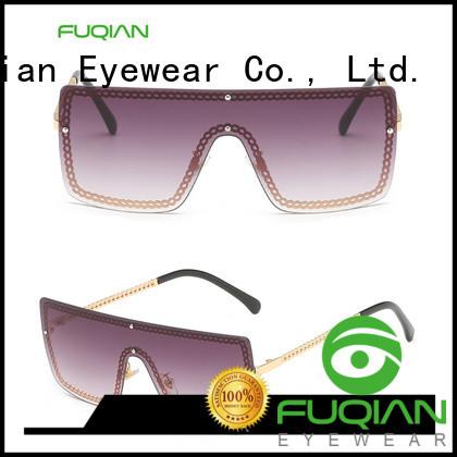 Fuqian eye sunglasses ask online for lady