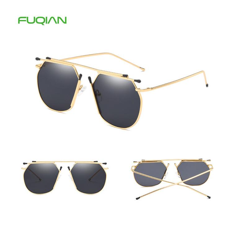 Custom OEM women's aviator sunglasses for business for women