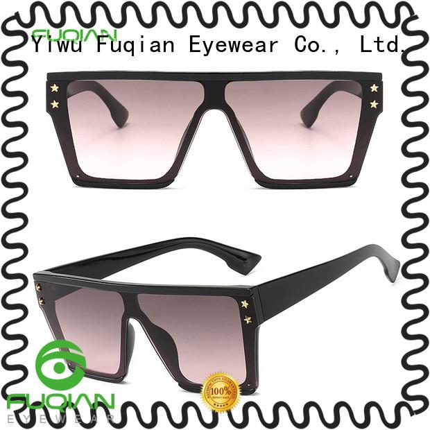 Fuqian Top designer sunglasses wholesale for business for sport