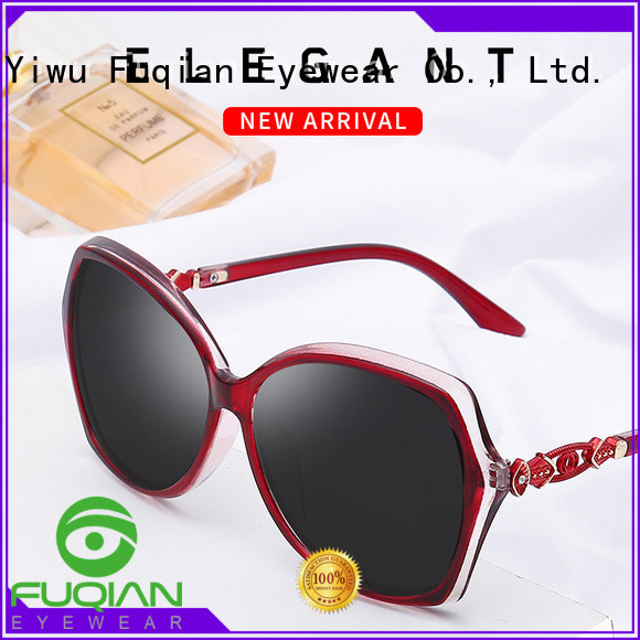 Fuqian Best designer sunglasses wholesale company for sport