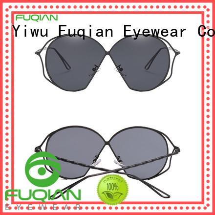 Fuqian how do polarized sunglasses work customized for sport