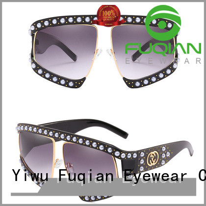 Fuqian classic sunglasses womens buy now for lady