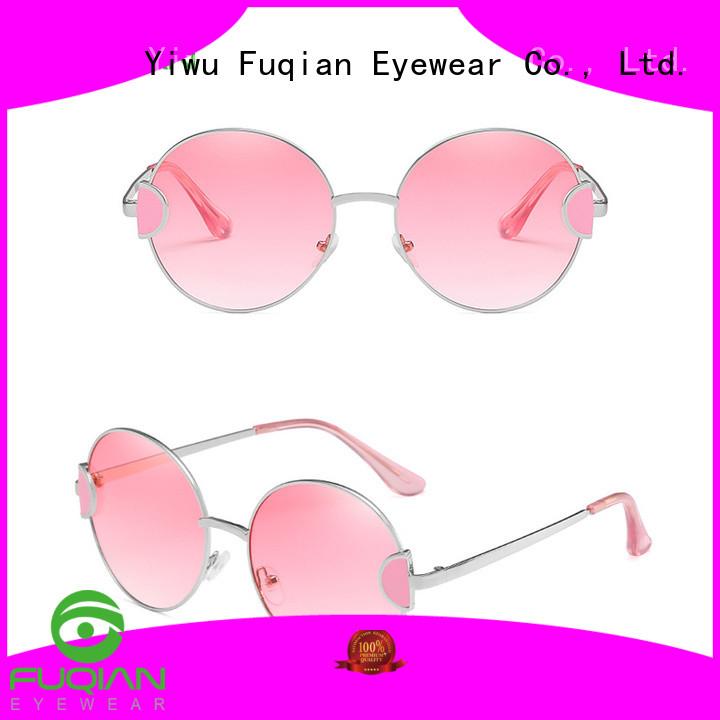 Fuqian New women's polarized mirrored sunglasses Supply for women