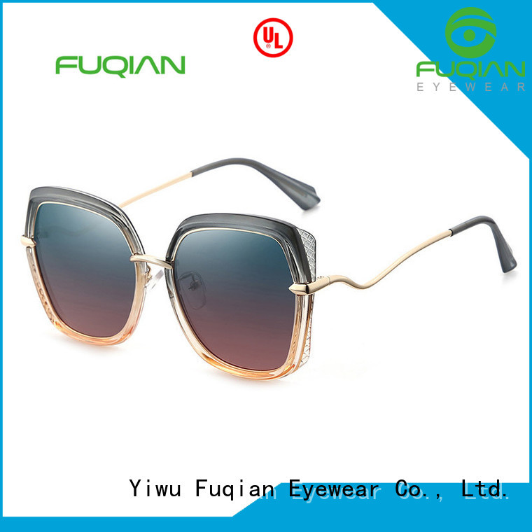 Fuqian New how to polarize sunglasses buy now for women