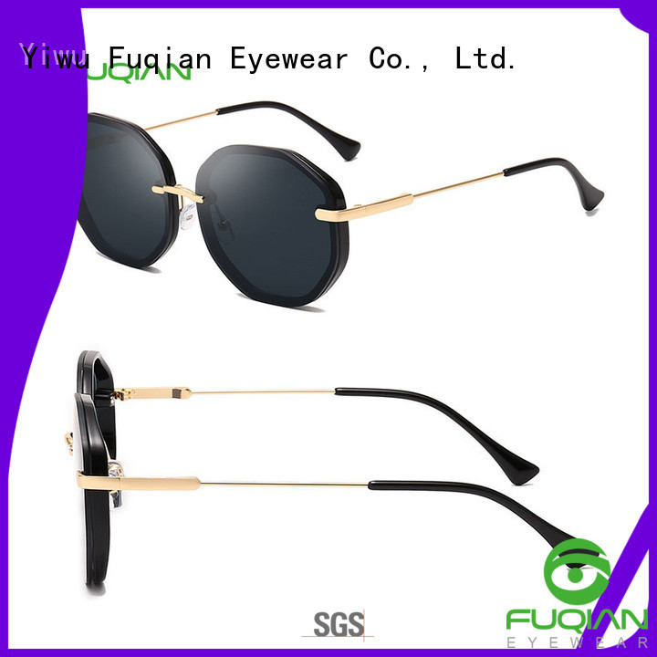 Fuqian Wholesale how to check polarized sunglasses customized for women