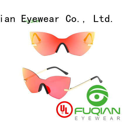 Fuqian Wholesale clear polarized glasses buy now for women