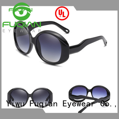 Fuqian polarised sunglasses benefits customized for racing