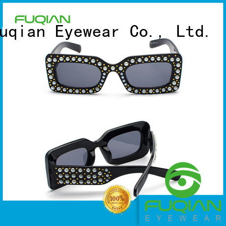Fuqian how to polarize sunglasses customized for lady