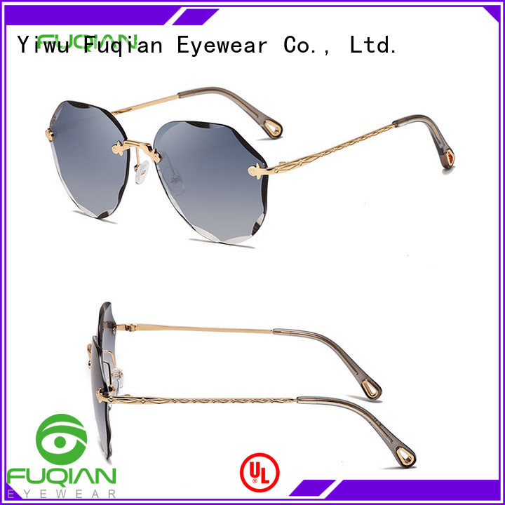 New large frame womens sunglasses factory for women