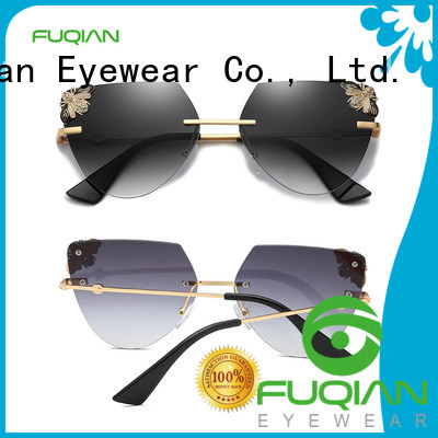 girls women's square sunglasses factory for lady