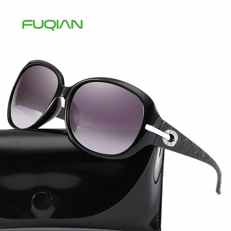 Stock oversized polarized women sun glasses round custom logo sunglassesStock oversized polarized women sun glasses round custom logo sunglasses