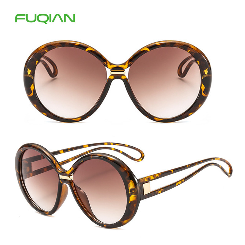 Designer Logo Colorful Hollow Out Frame Oversized Women SunglassesDesigner Logo Colorful Hollow Out Frame Oversized Women Sunglasses