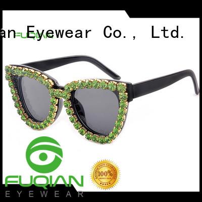 Fuqian Top female designer sunglasses manufacturers for sport