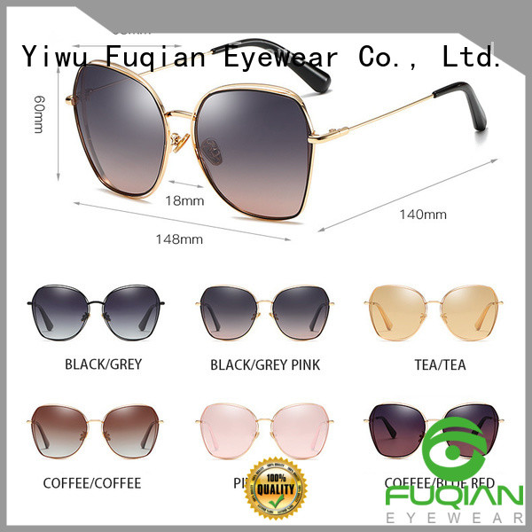 Fuqian women ladies sunglasses buy now for women