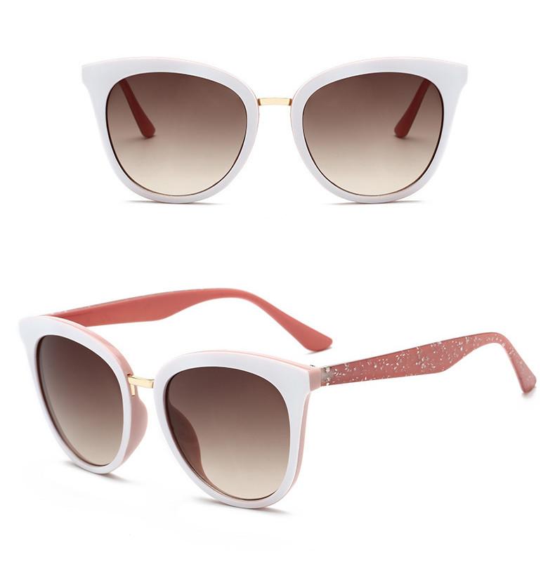 Fashion Promotion Small Cat 3 UV400 Women Cheap Plastic 2019 Sunglasses