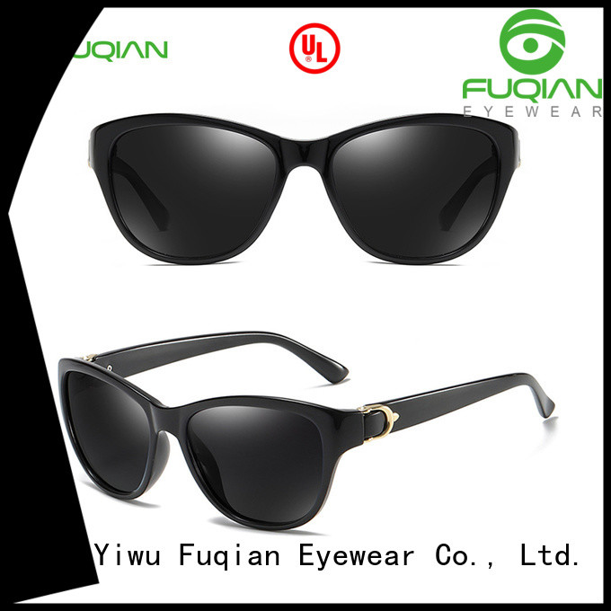Fuqian New female sunglasses manufacturers
