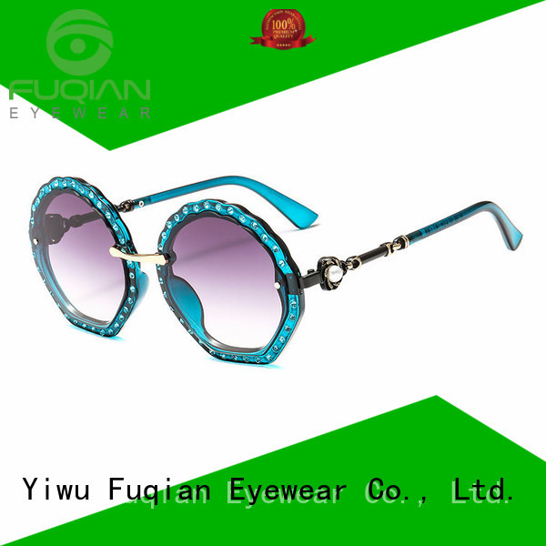 Fuqian polarized sunglasses for women Supply for lady