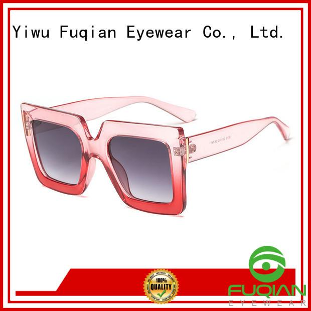Fuqian girls polaroid brand sunglasses manufacturers for racing