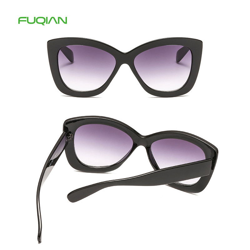 Luxury Photochromic Custom Logo Cat Eye Women Sun glasses Ladies SunglassesLuxury Photochromic Custom Logo Cat Eye Women Sun glasses Ladies Sunglasses