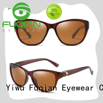 Fuqian women's luxury sunglasses company for sport