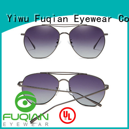 Fuqian womens polarized sunglasses Supply for lady