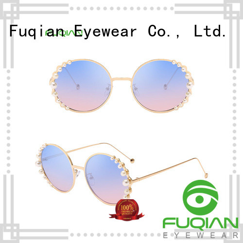 Fuqian Wholesale polarized lens sunglasses Supply for women