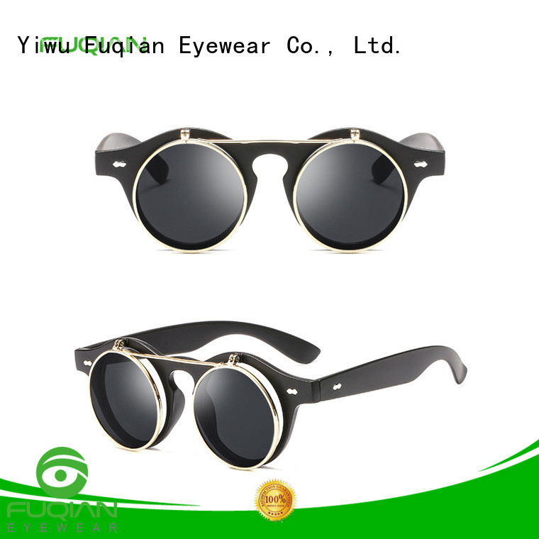 Fuqian Top female sunglasses factory