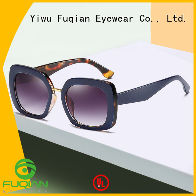 Fuqian Top fast track sunglasses for business
