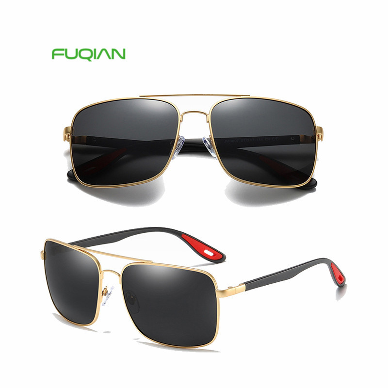 2019 Brand Designer HD Polarized Men Sunglasses Square UV400 Male Driving Eyewear2019 Brand Designer HD Polarized Men Sunglasses Square UV400 Male Driving Eyewear