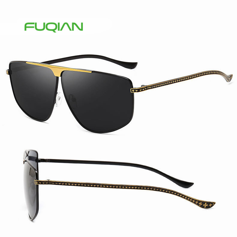 2019 high quality rims branded polarized metal frame driving eyewear gold men sunglasses 2019 high quality rims branded polarized metal frame driving eyewear gold men sunglasses