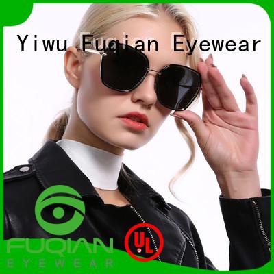 Fuqian lightweight stussy sunglasses customized