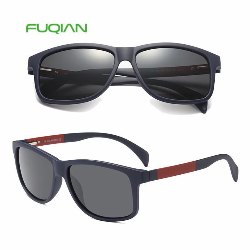 2019 Fashion pc lenses polarized square adjustable men sunglasses2019 Fashion pc lenses polarized square adjustable men sunglasses