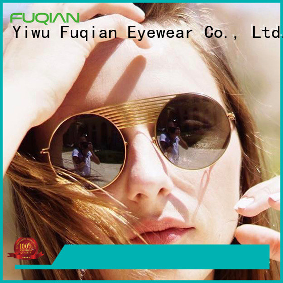 Fuqian large frame womens sunglasses buy now for lady