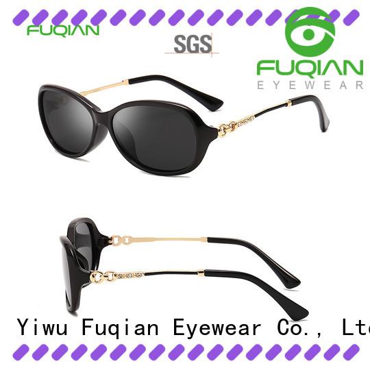 Fuqian polaroid sunglasses men Supply for lady