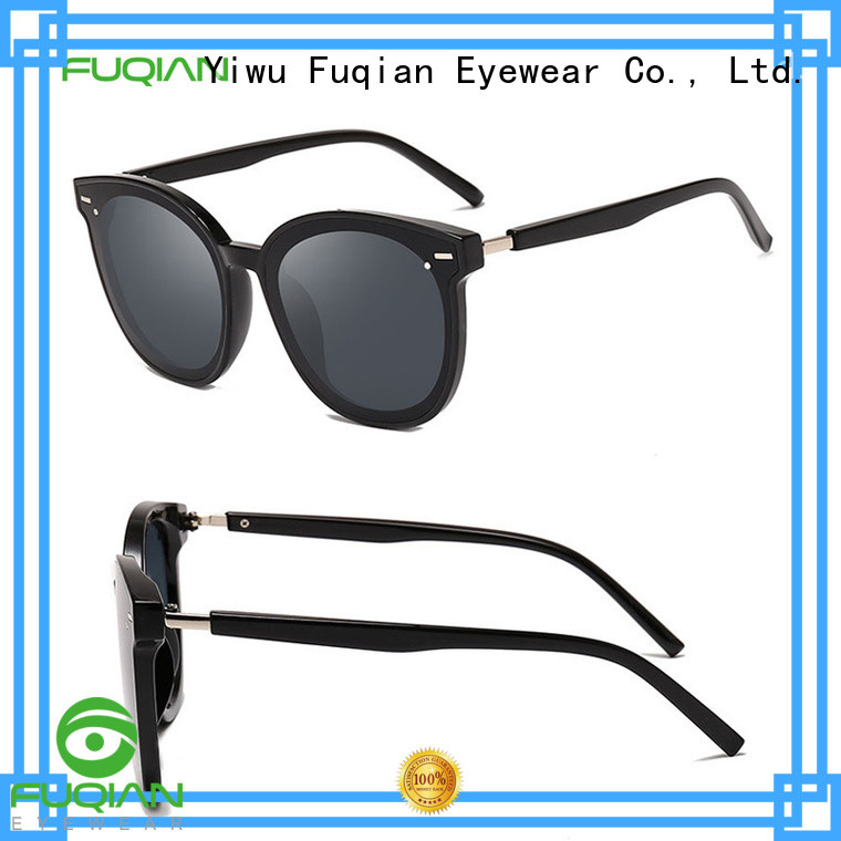 Fuqian polarised sunglasses price manufacturers for lady