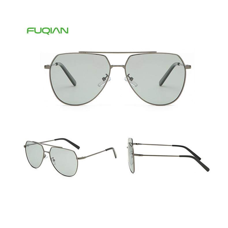 Hot Sell 2019 TAC Metal Material Polarized Pilot Men Driving Sunglasses