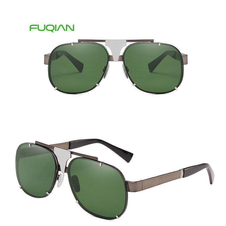Ready Stock Men Designer Pilot Outdoors Driving Fishing Custom Eyewear
