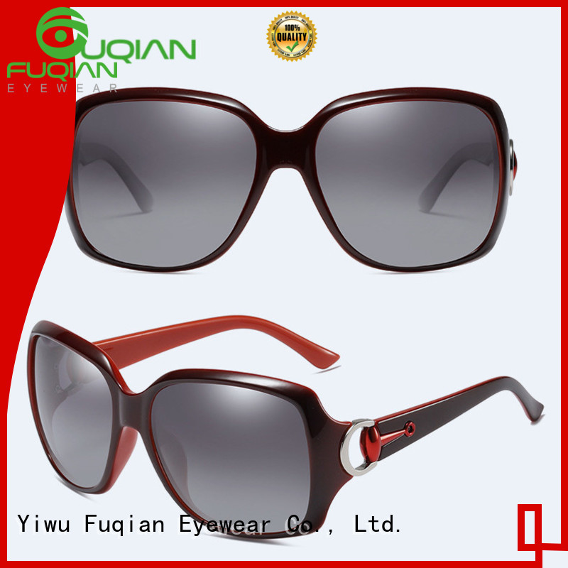 High-quality oversized female sunglasses Supply for women