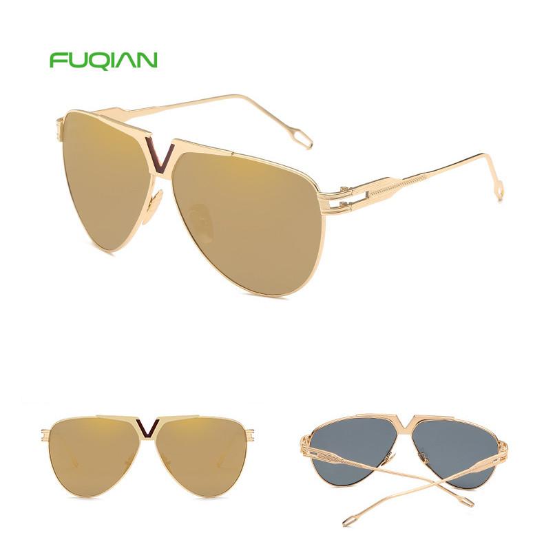 Cool Dazzle Men Designer Pilot Driving 100% UV Protection Sunglasses