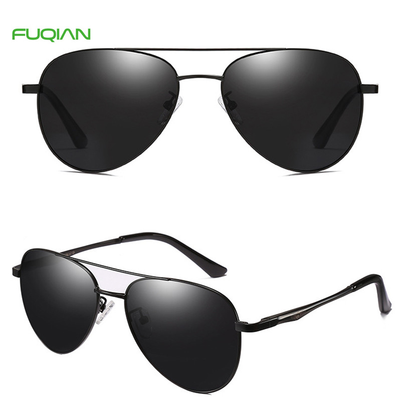 Caixa Para Oculos 2020 New Fashion Mirror Men Pilot Sunglasses PolarizedCaixa Para Oculos 2020 New Fashion Mirror Men Pilot Sunglasses Polarized