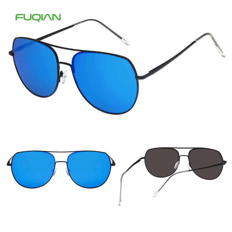 Fashion Glasses 2019 Polar One Glasses Men Pilot Mirror Polarized SunglassesFashion Glasses 2019 Polar One Glasses Men Pilot Mirror Polarized Sunglasses