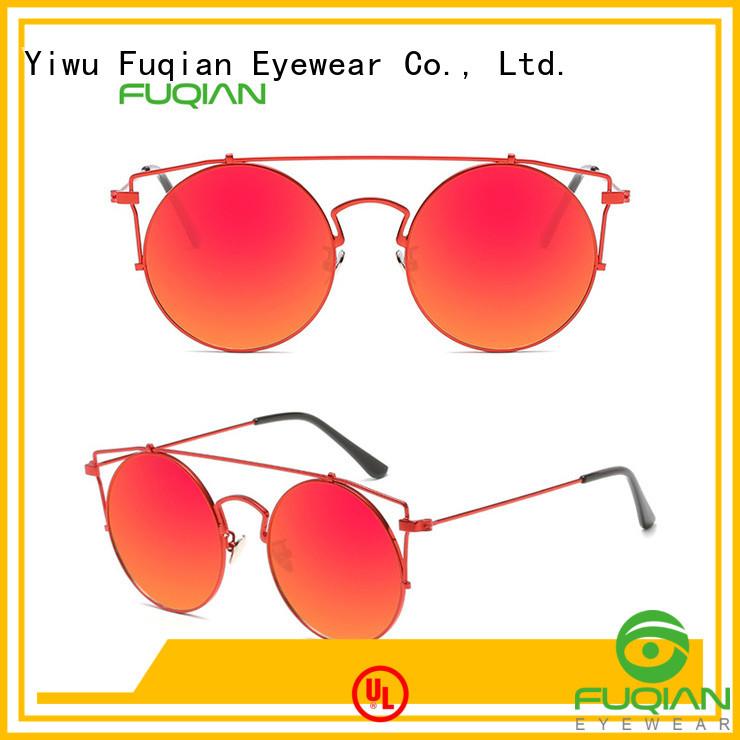 Fuqian how to polarize sunglasses customized for women