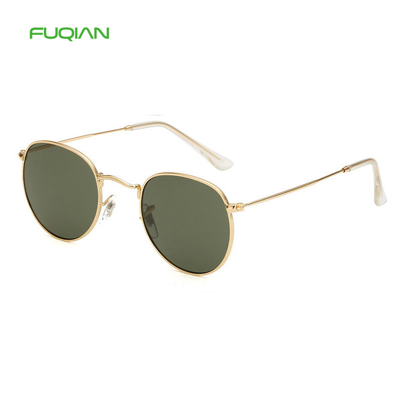 Wholesale Vintage Mirror Smart Round Ray UV400 Unisex Sunglasses Women  Wholesale Vintage Mirror Smart Round Ray UV400 Unisex Sunglasses Women